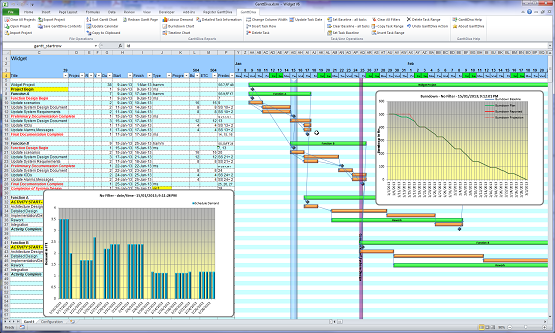 Excel Resource Demand And Planning
